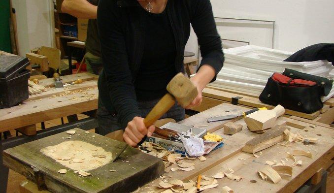 Pracownia stolarska