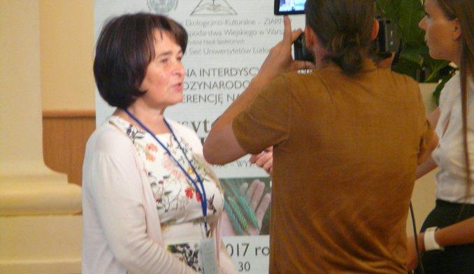 Wywiad z Prezesem Stowarzyszenia ZIARNO