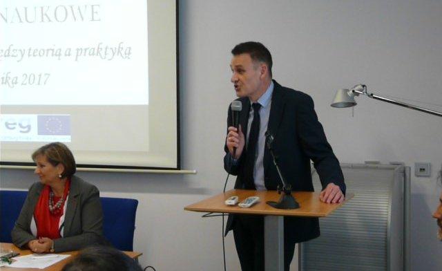 Dyrektor W. Kaczmarczyk
